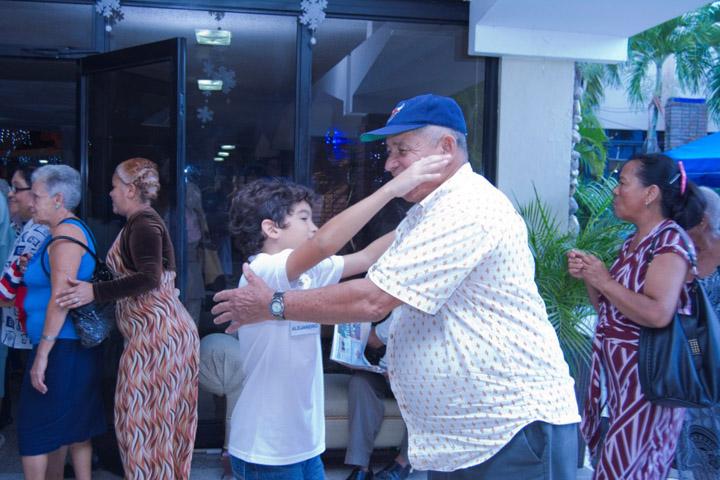 Almuerzo Navideño 2013-01