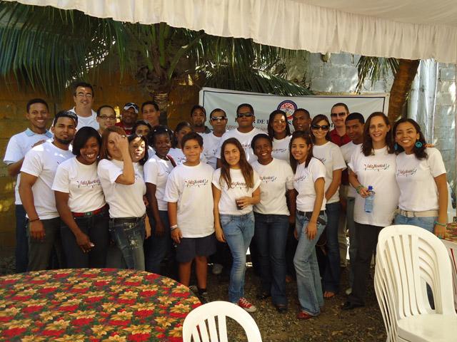 Almuerzo Navideño 2010-05