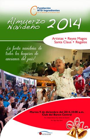 Almuerzo Navideño 2014-01