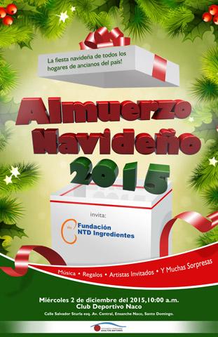 Almuerzo Navideño 2015-01
